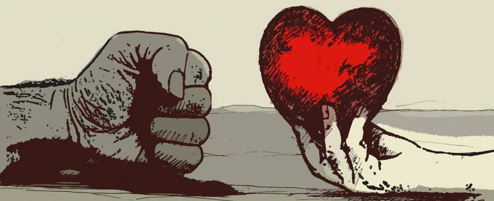 La violenza sulle donne: quando l'amore non ama